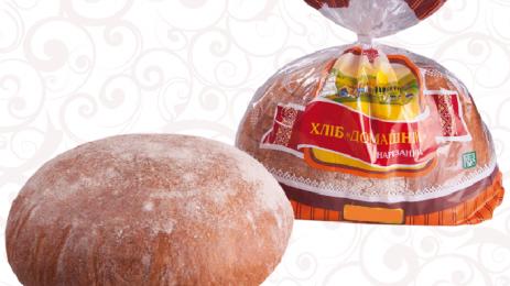Хліб Домашній