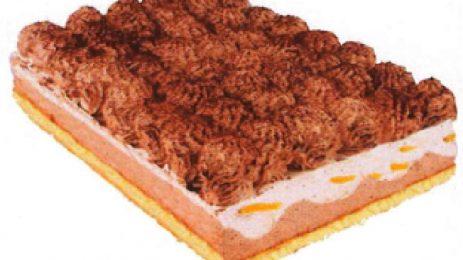 Торт «Сирно-шоколадний»