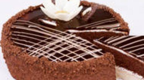 Торт «День і ніч»