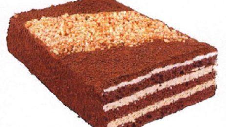 Торт «Горіхова казка»