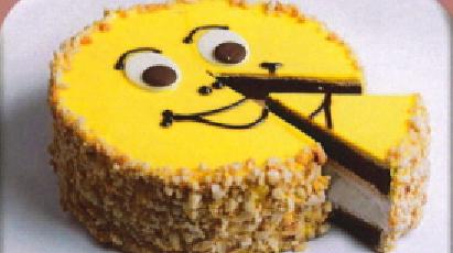 """Торт """"Веселий горішок"""""""